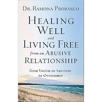 Healing godt og leve fri fra et voldeligt forhold - fra Victi