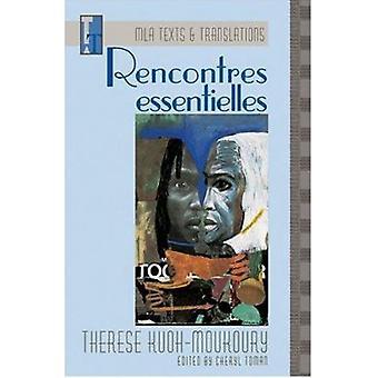Rencontres Essentielles by Cheryl Toman - 9780873527934 Book