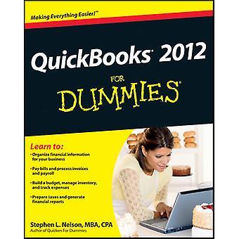 QuickBooks 2012 für Dummies von Stephen L. Nelson - 9781118091203 Buch
