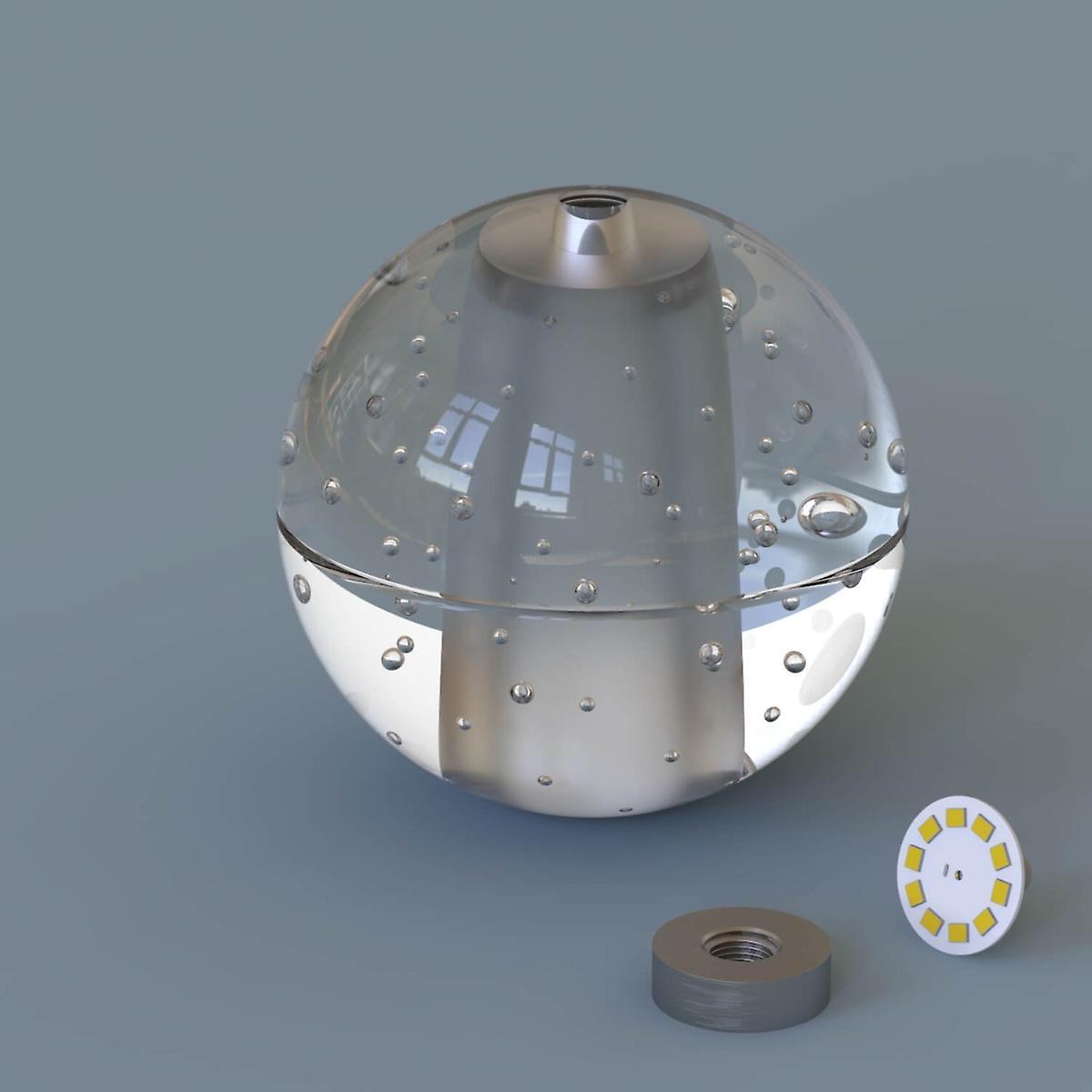 Pendentif industrielle moderne Vénus Nickel plafond lampe 4 pendentif rectangulaire couvert
