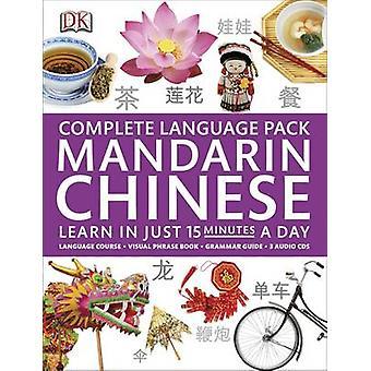 Pack completo de chino mandarín por DK - libro 9781409342083