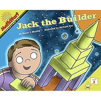 Jack the Builder (Mathstart: Level 1 (HarperCollins Paperback))