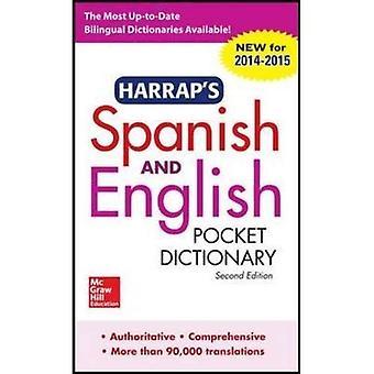 Harrap van Spaans en Engels Pocket Dictionary (Harrap van woordenboeken)