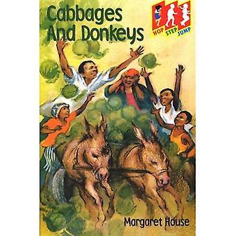 Cabbages and Donkeys: Level 1 (Hop) (Hop, Step, Jump)