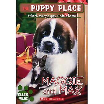 Maggie en Max (Puppy plaats)