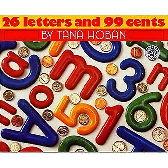 26 letters en 99 cent