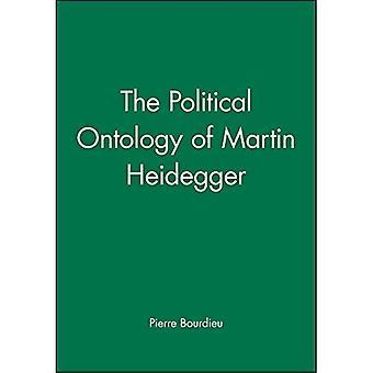 De politieke ontologie van Martin Heidegger
