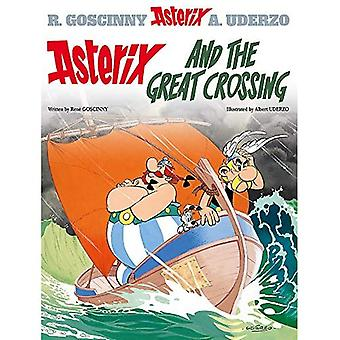 Asterix and the Great Crossing (Asterix (Orion Hardcover))