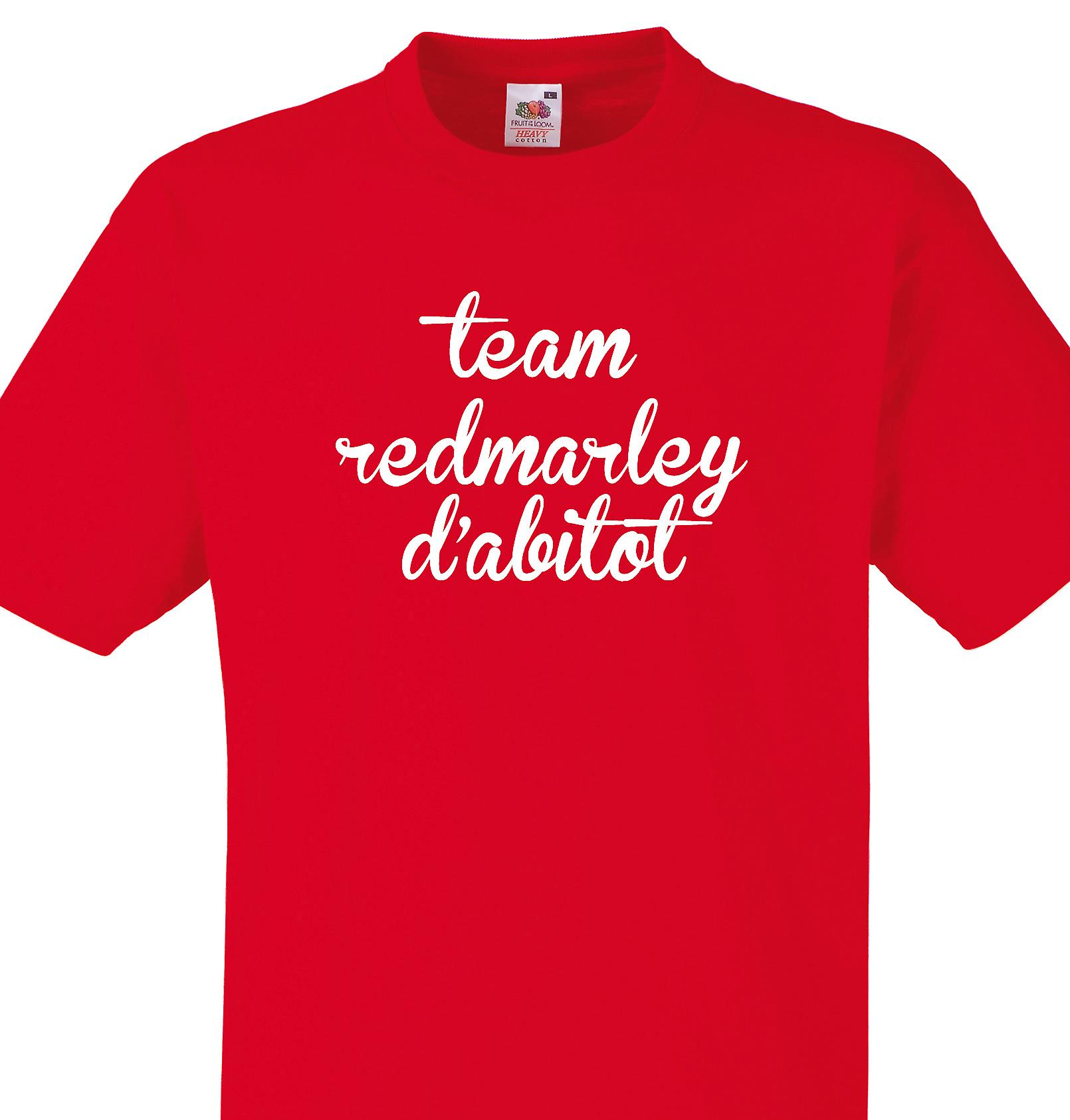 Team Redmarley d'abitot Red T shirt