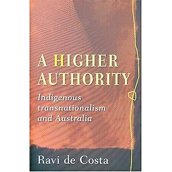 Een hogere autoriteit: Inheemse Transnationalism en Australië