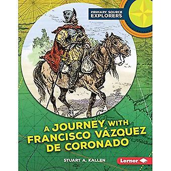 En resa med Francisco Vazquez de Coronado (primär källa upptäcktsresande)