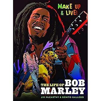 Bob Marley Graphic Novel