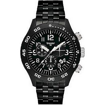 Traser H3 watch professional officer Chrono Pro P6704. 3A3. I2. 01-103349