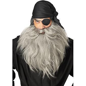 Pirate Beard Moustache