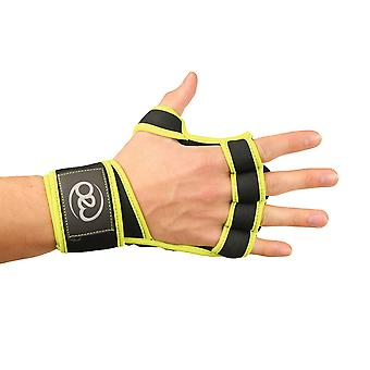 Fitness Mad Power Lift Gloves in Black - Large/Extra Large