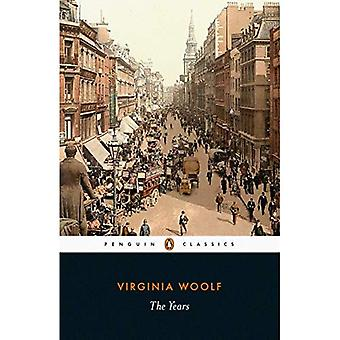 Os anos (Penguin Modern Classics)