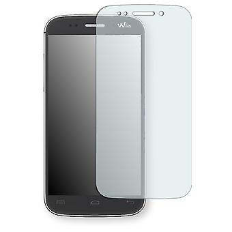 WIKO stairway display protector - Golebo crystal clear protection film