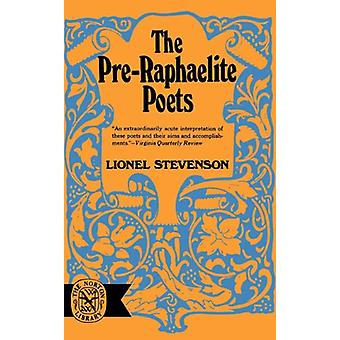 The Pre-Raphaelite Poets - The Norton Library by Lionel Stevenson - 97