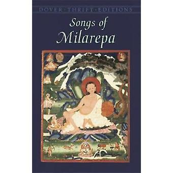 Songs of Milarepa by Milarepa - 9780486428147 Book