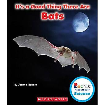It's a Good Thing There Are Bats by Joanne Mattern - 9780531228340 Bo