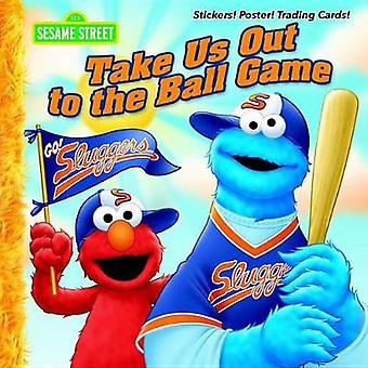 Take Us Out to the Ball Game (Sesame Street) by Constance Allen - 978
