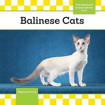 Balinese Cats by Stephanie Finne - 9781624033223 Book