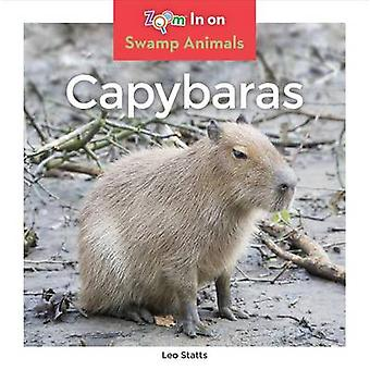 Capybaras by Leo Statts - 9781680792072 Book