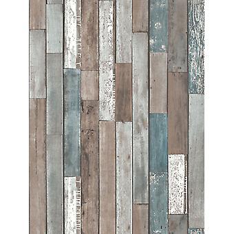 Wood Planks Wallpaper Fine Decor