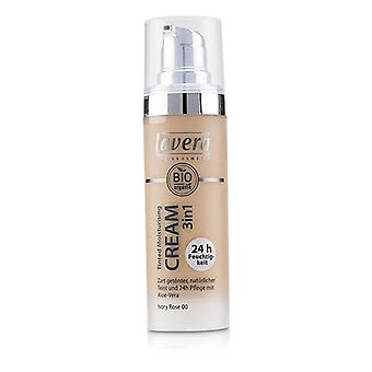 Lavera Tinted Moisturising Cream 3 In 1 - # 00 Ivory Rose 30ml/1oz