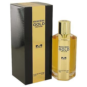 Mancera Gold Prestigium Eau de Parfum spray av Mancera 120 ml