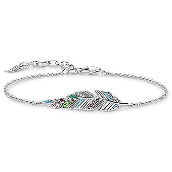 Thomas Sabo zilveren vrouwen armband 925 A1749-340 -7-L19v