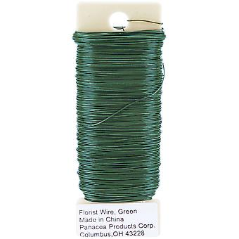 Paddle Wire 26 Gauge 4 Ounces Pkg Green 522600