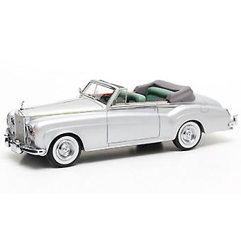 Bentley SIII H J Mulliner DHC (1963) Resin Model Car