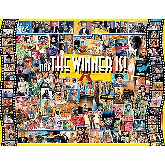 The Winner Is 1000 piece jigsaw puzzle 760mm x 610mm  (wmp)
