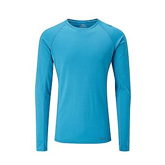 Rab Merino+ 160 Long Sleeve Crew Amazon (XX-Large)