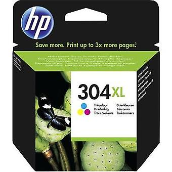 HP Ink Original Cyan, Magenta, Yellow N9K07AE