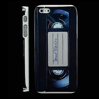 Cubierta de cassette VHS para iPhone 5