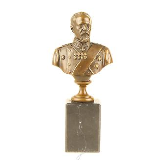 bronce bust Minister Sergei Y. Witte