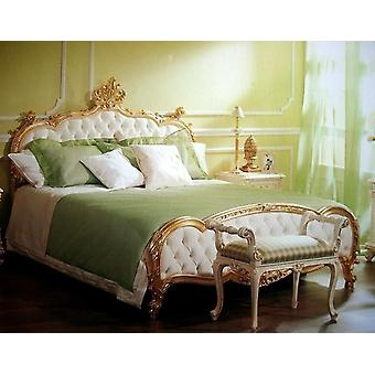 baroque bed single bed  120x190 sleeping room antique style   Vp7723/S