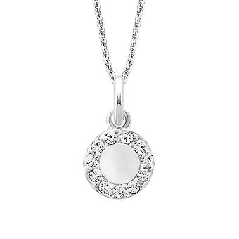 s.Oliver jewel ladies chain necklace silver Zikonia 2015095