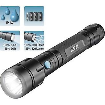 LED Torch Hazet battery-powered 50
