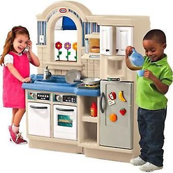 Little Tikes Barbecue Kitchen (Toys , Home And Professions , House , Playkitchen)