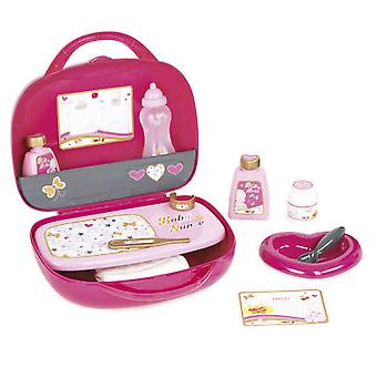 Smoby Vanity Nursery (Toys , Dolls And Accesories , Baby Dolls , Furniture)