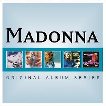 Original Album Series by Madonna
