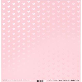 Bazzill Foiled Pattern Cardstock 12