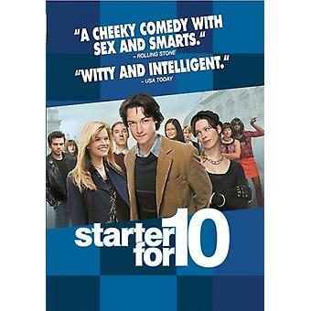 Starter for 10 [DVD] USA importerer