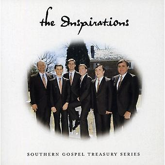 Inspirations - Southern Gospel Treasury: Inspirationer [CD] USA import