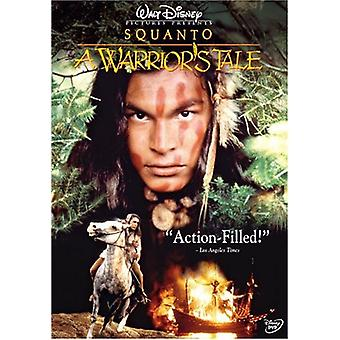 Squanto-Warriors Tale [DVD] USA import