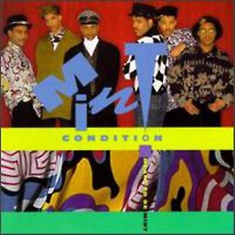 Mint Condition - Meant to Be Mint [CD] USA import