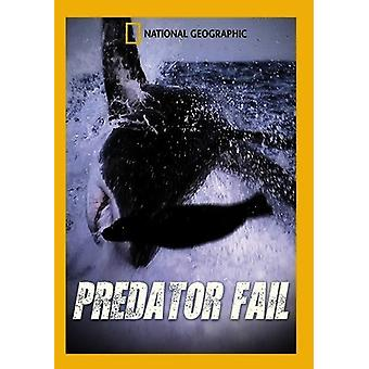 Zaimportować drapieżnik USA Fail [DVD]